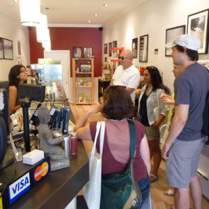 Foodies on Foot Junction Tour – July 21, 2012