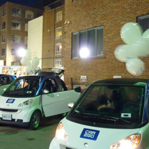 Car2Go Member Party – October 25, 2012
