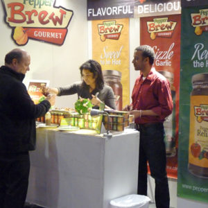 Top 5 Food Picks at the One of a Kind Spring Show 2013
