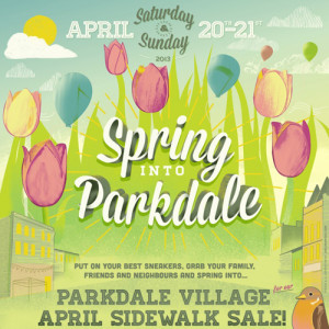 Spring into Parkdale Food Tour
