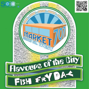 Fish Fry-Day @ Market 707