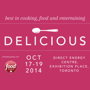 Join Foodies on Foot at the Delicious Food Show