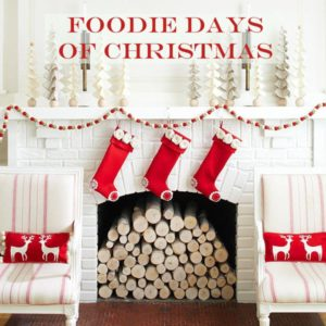 Kris Kringle Crawl #FoodieDaysOfChristmas Contest
