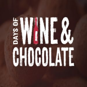Win a Set of Tickets to the Days of Wine & Chocolate